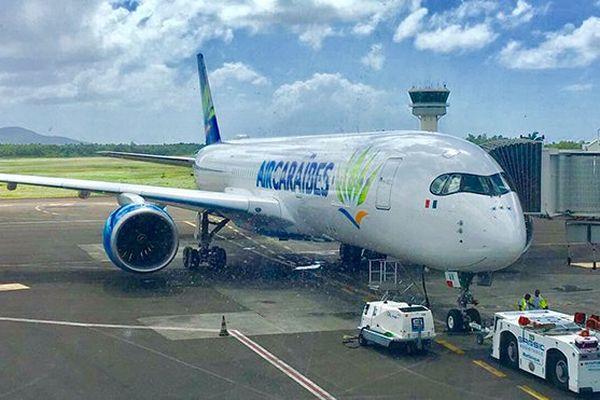 A350 Air Caraibes