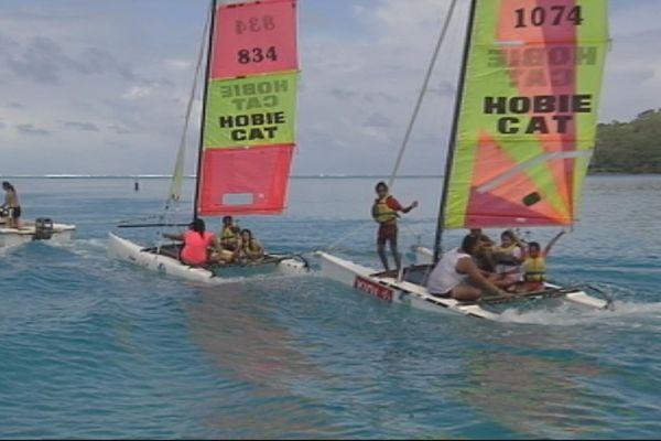 C'est parti pour la Saga Tahiti Iti