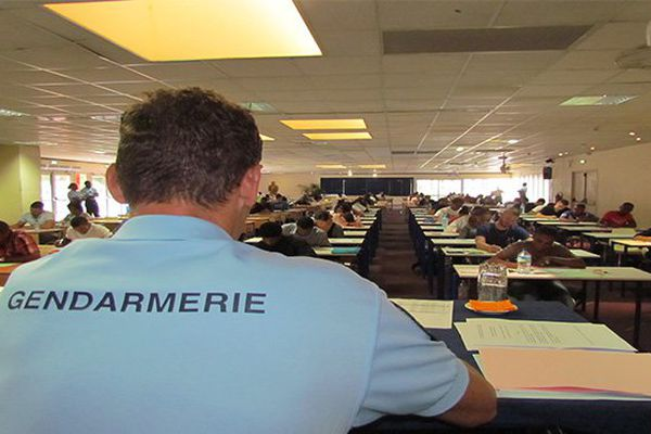 Recrutement gendarmerie
