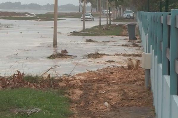 Inondation Kourou