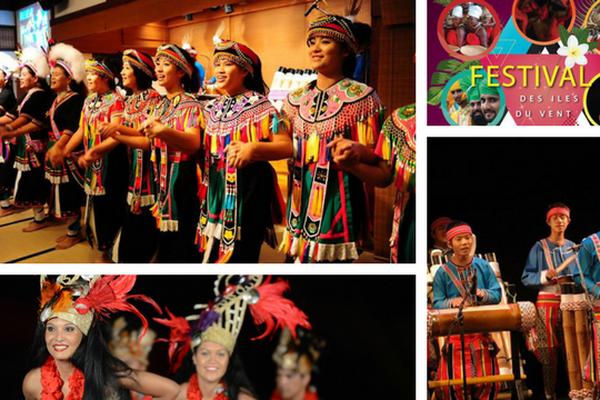 Festival des îles du vent : le dernier spectacle se déroulera ce week end