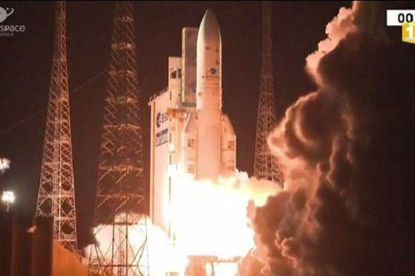 Ariane 5 25 janvier