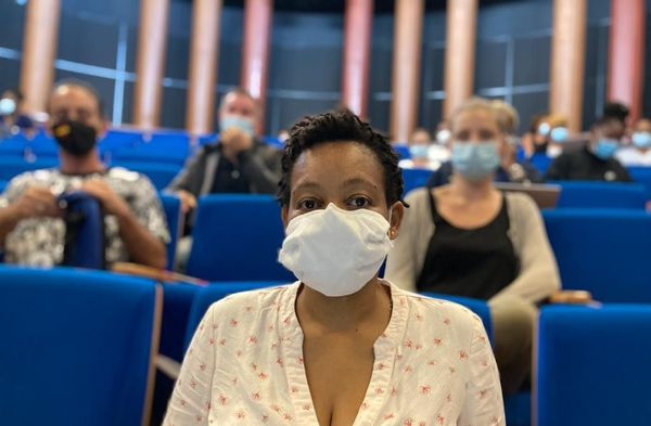 Bernadette Constant, professeur des écoles à Malacarnet classe de CM1-CM2