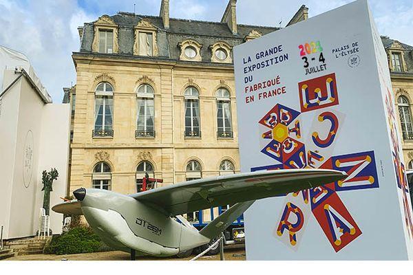 Made in France / exposition Elysée