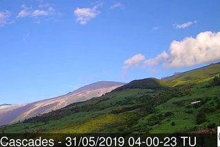 Piton de La Fournaise 31 mai 2019