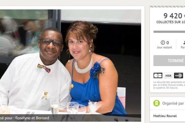 9.420 euros ont été récoltés pour permettre aux parents de Géraldine et Benjamin de se rendre à leur chevet, en Martinique