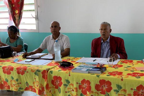 Réunion des comités des usagers de l'eau