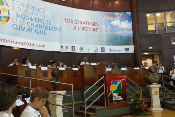 Clôture conférence biodiversité et changement climatique