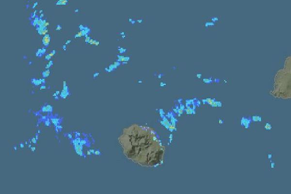 Radar météo du 17 Mai 2016