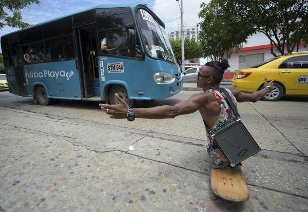 Alca, le migrant vénézuélien (2)