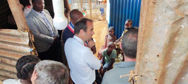 Visite ministérielle Sébastien Lecornu Kahani lutte contre l'habitat indigne