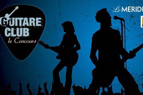 Guitare club, le concours édition 2016