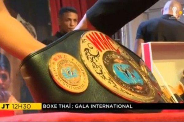 Gala de Boxe Xtreme Fight Dionysien 16 06 18