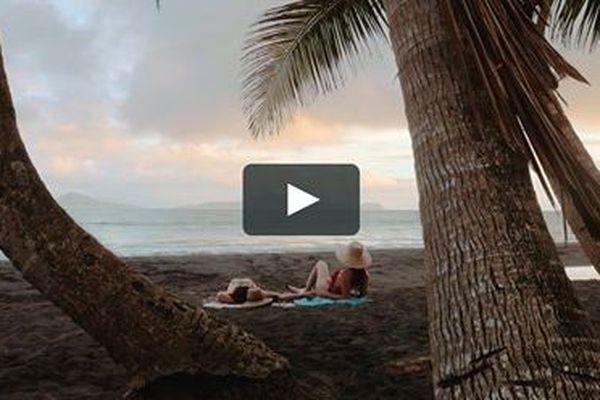 Une vidéo sur les îles de Guadeloupe