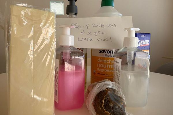 Billet d'humeur sur le savon