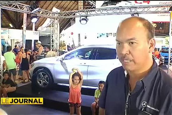 Salon de l'auto 2014 : des concessionnaires satisfaits