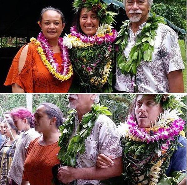 institutrice sur hokule'a