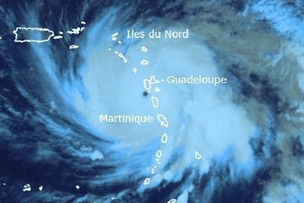 radar météo-France guadeloupe