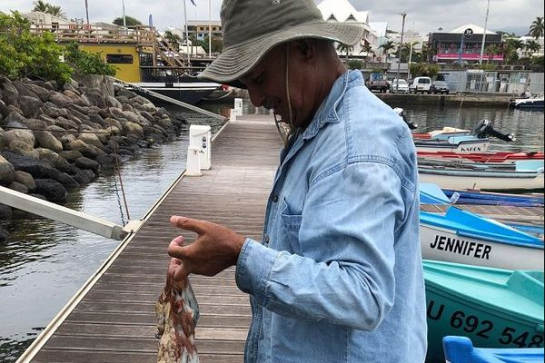 Joseph, pêcheur à Terre-Sainte.