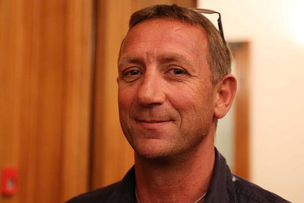 Patrick Deixonne, fondateur de l'Expédition 7e continent