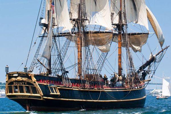 Bounty boat