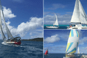 Tahiti Pearl regatta : le tour de Tahaa toutes voiles dehors