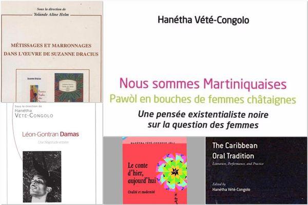 Livres / Hanétha Vété-Congolo