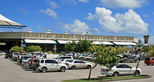 Barbade aéroport