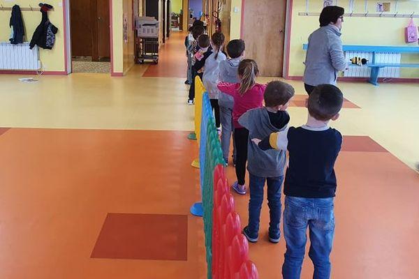Ecole du Socle Miquelon Covid