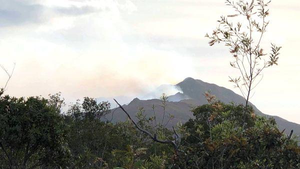 Incendie du Mont-Dore, 4 décembre 2018