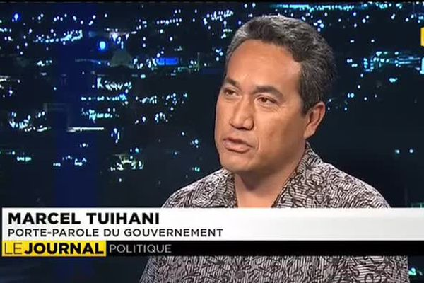L'invité de l'Hebdo : Marcel Tuihani