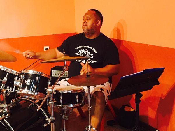 Concert de jazz à Tahiti le 23 avril