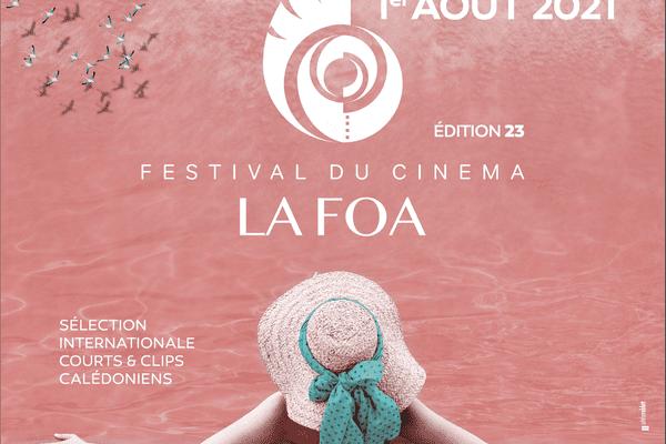 affiche festival cinéma la foa 2021