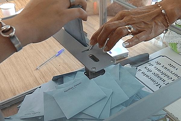 urne municipales NC