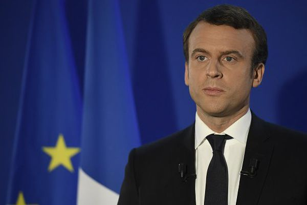 Macron première déclaration