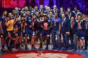 Euro-2018 messieurs: la France se console avec le bronze