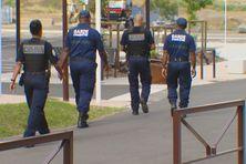 Des gardes champêtres de Boulouparis en immersion auprès de la police municipale de Dumbéa