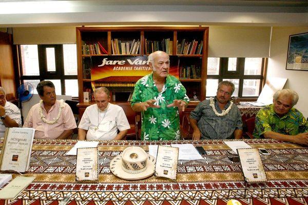 Lexique français tahitien, lancement du tome 2