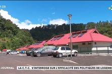 L'office polynésien de l'habitat dans le collimateur de la CTC
