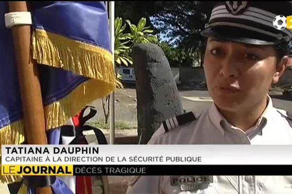 La DSP solidaire des policiers assassinés en région parisienne