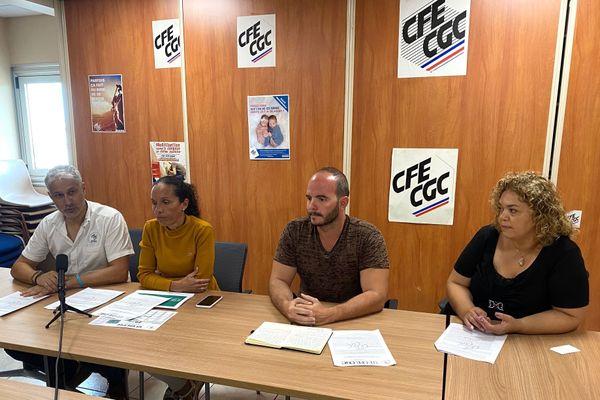 Aprè sle confinement, point enseignement par l'UT CFE-CGC, 11 mai 2020