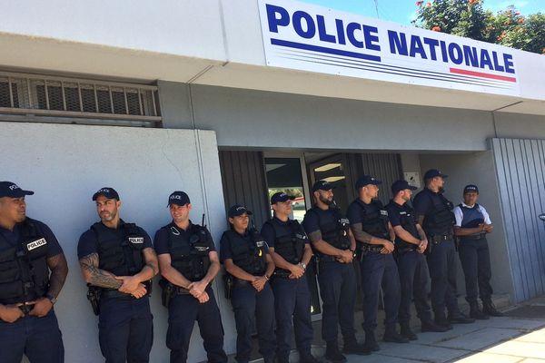 Brigade spécialisée de terrain, Magenta-Tuband, septembre 2019