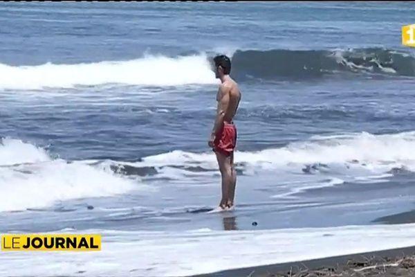 Intempéries : les plages de nouveau praticables