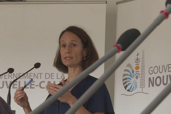 Conférence de presse Champmoreau 16 juin 2020