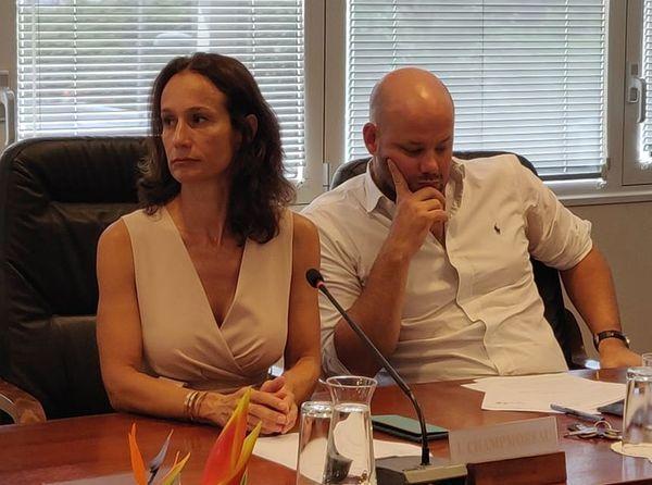Coronavirus, annonce, Isabelle Champmoreau et Christopher Gygès