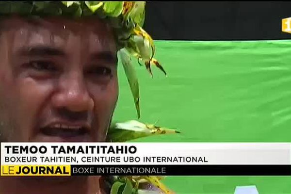 Carton plein pour la boxe tahitienne