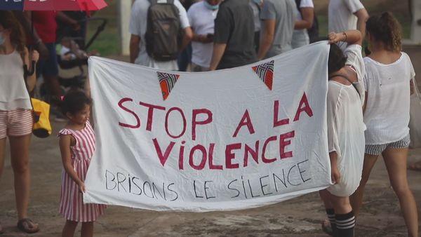 Maripa-Soula marche contre les violences