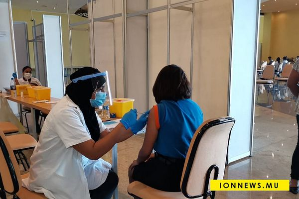 Vaccination pour tous à l'île Maurice 2 août 2021