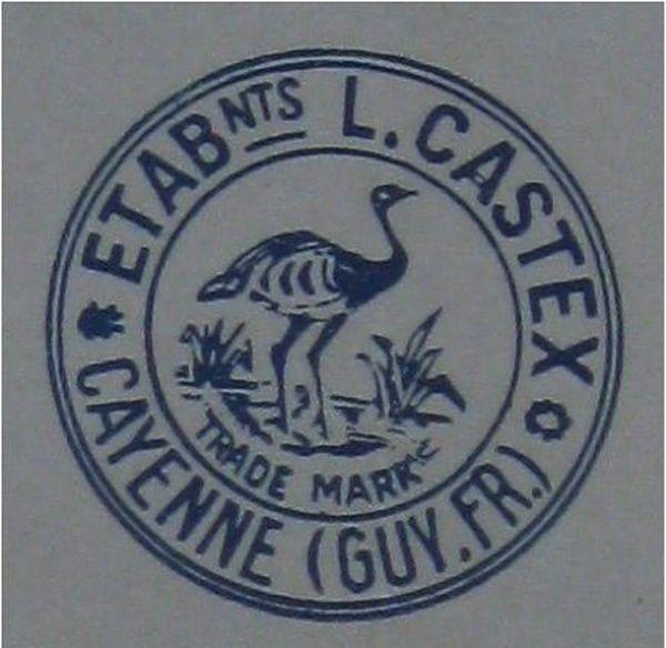 Le sceau de Louis Castex