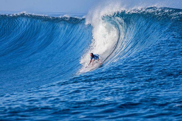 Raoni Monteiro Billabong Pro Tahiti